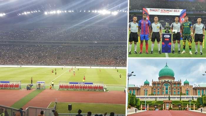 Malaysian league, Putrajaya