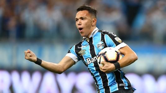 Pepê Grêmio Flamengo Libertadores 02102019