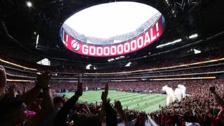 Mercedes-Benz Stadium Atlanta United