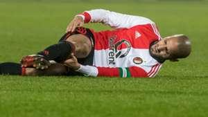 Karim El Ahmadi, Feyenoord - Vitesse, 12022017