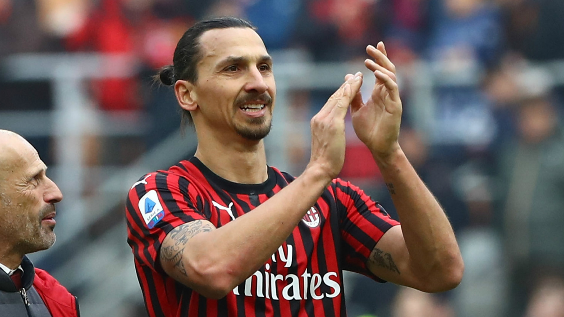 Ibrahimovic breaks Serie A win record as AC Milan resurgence ...