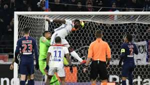 Alphonse Areola PSG Lyon 03022019