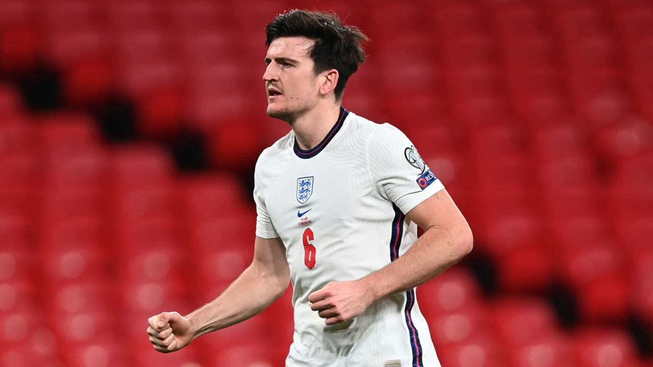 Harry Maguire, England 2021