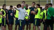 Tite treino Seleção Brasileira 24 05 2018