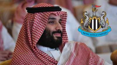 Mohammed bin Salman Newcastle United