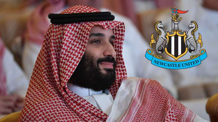 Mohammed bin Salman Newcastle United