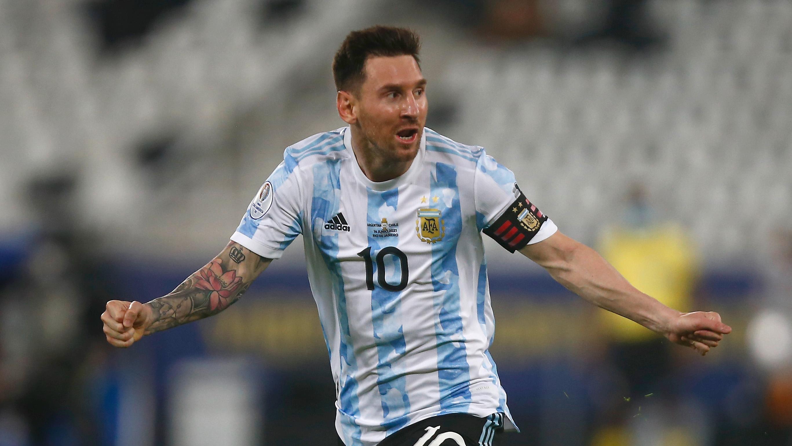 Argentina vs Colombia: TV channel, live stream, team news & Copa America semi-final preview