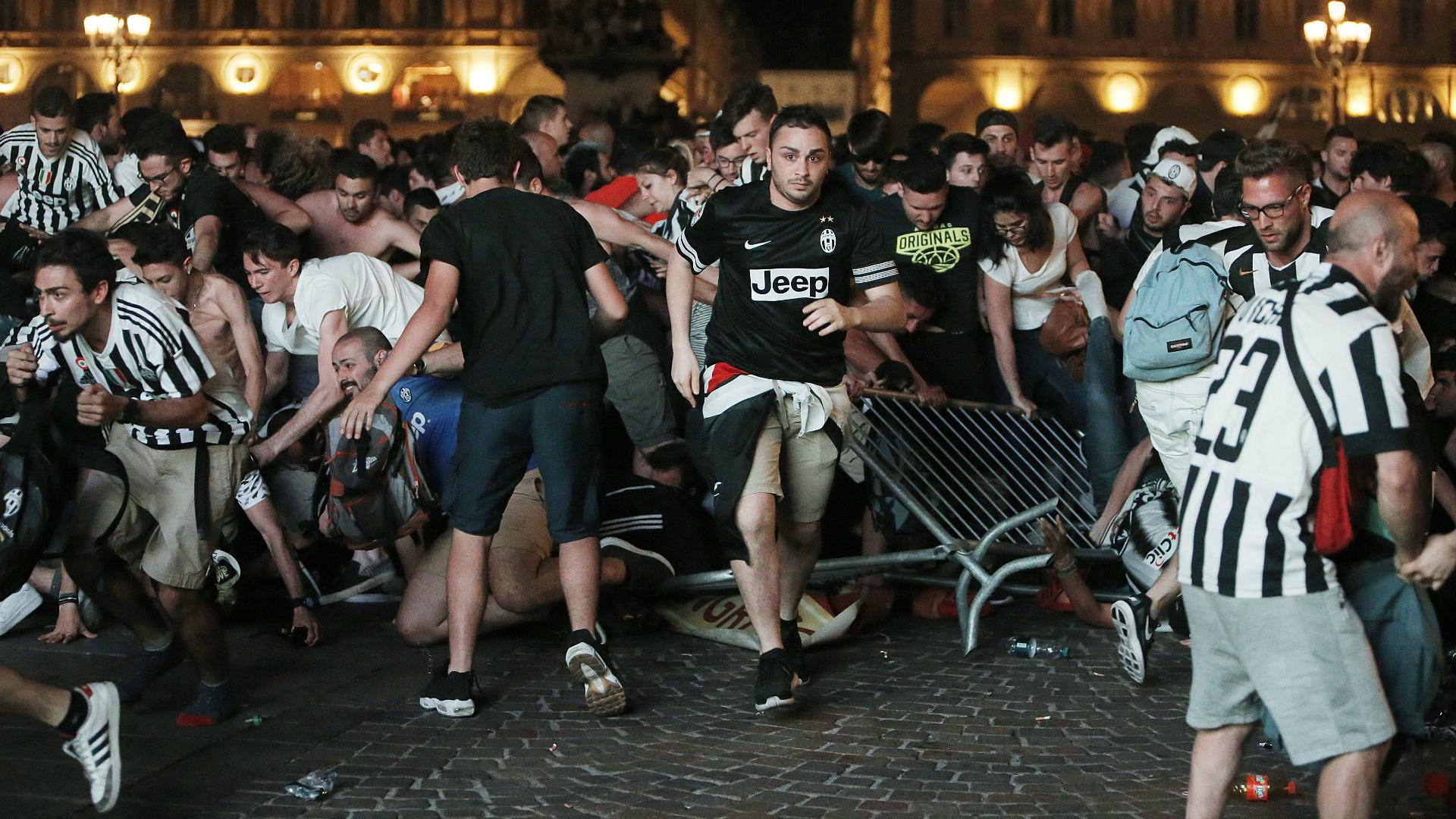 Tre anni fa il caos di Piazza San Carlo: una festa diventata ...