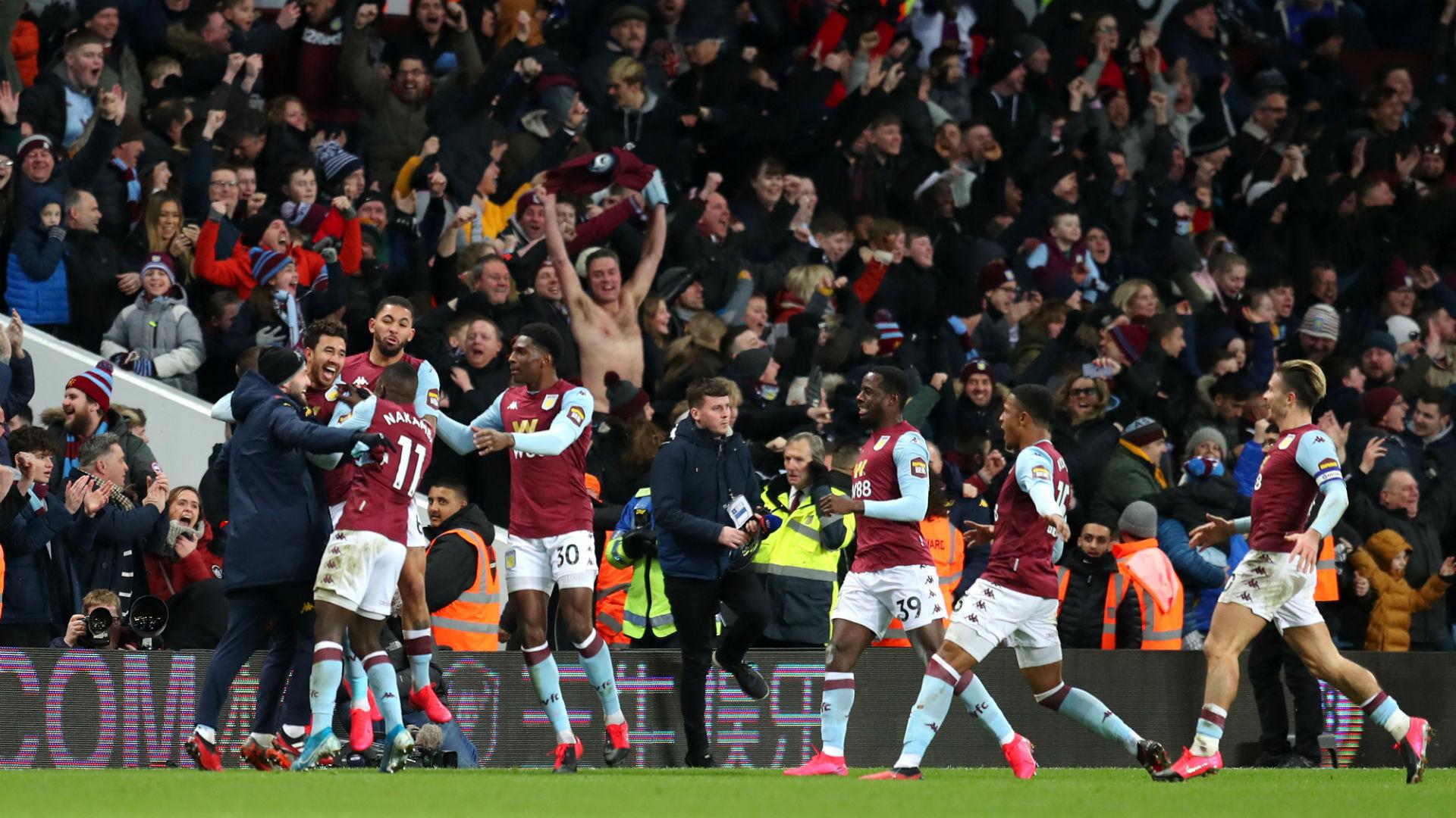 Aston Villa hero Trezeguet reveals training drill with Elmohamady after Leicester City winner