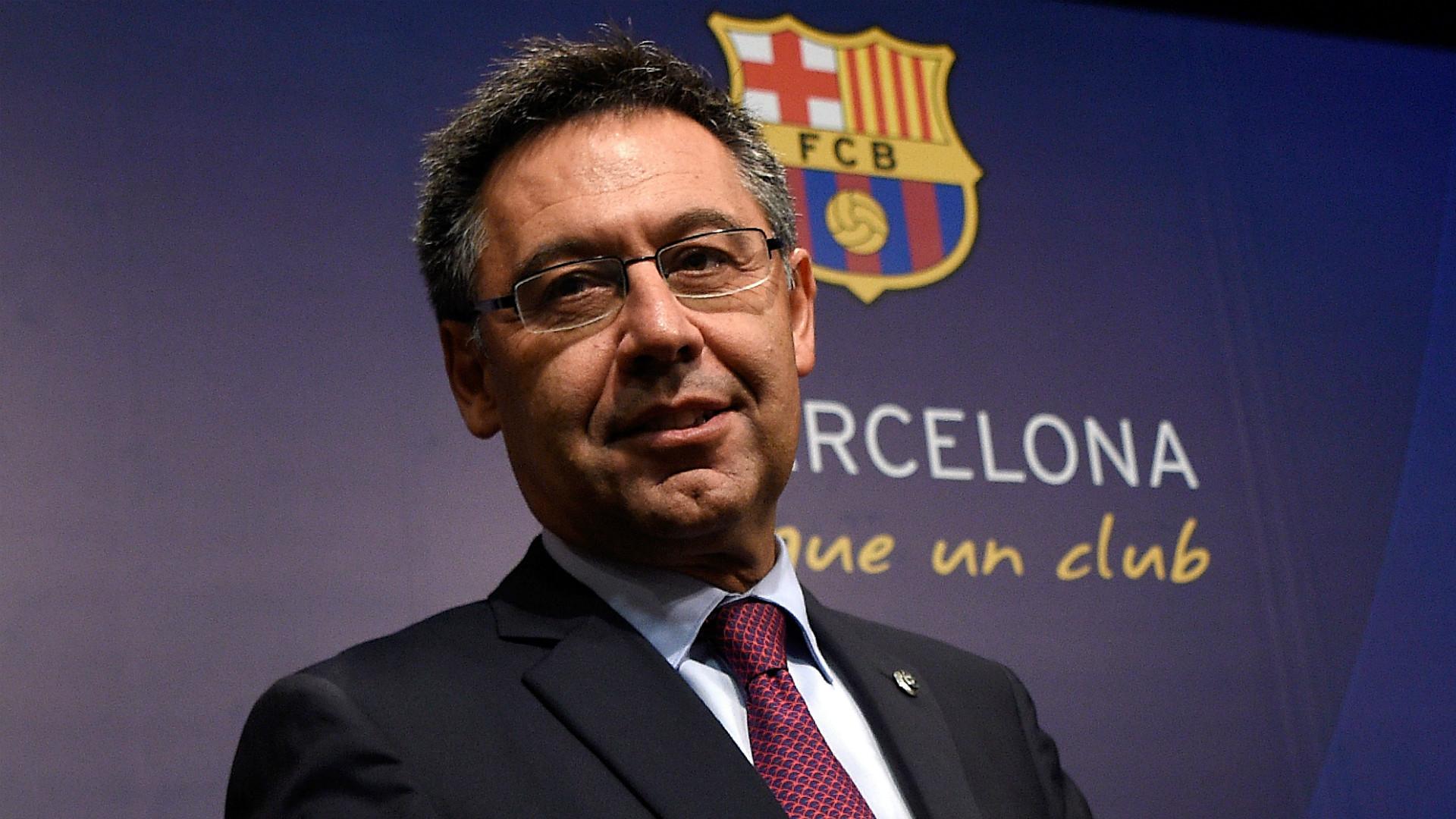 Bartomeu resigns as Barcelona president as entire board steps down |  Goal.com
