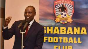 William Ruto and Shabana FC.