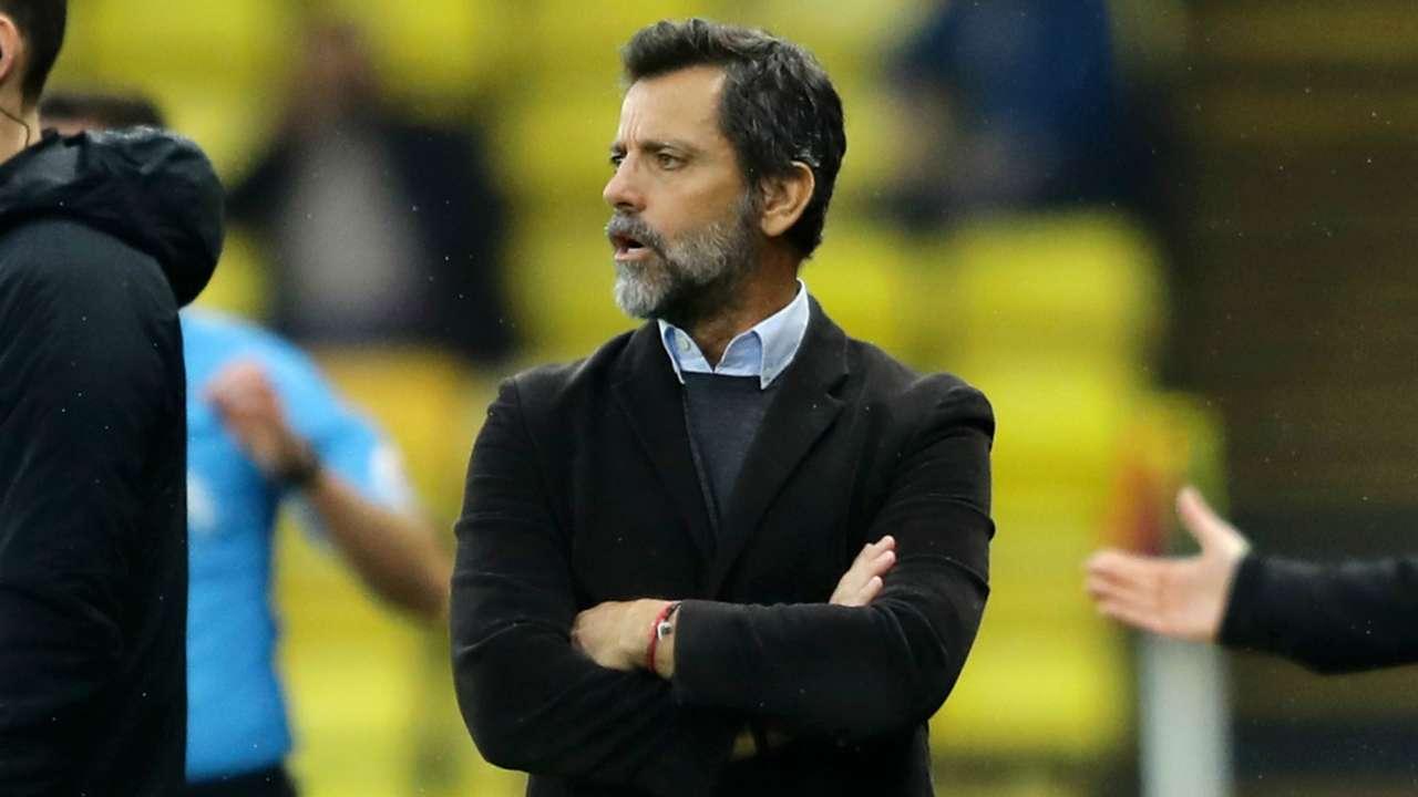Quique Sanchez Flores Watford 2019-20