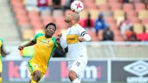 Talent Chawapiwa, Baroka & Robyn Johannes, Cape Town City