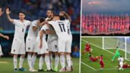 Euro 2020 1st day Social