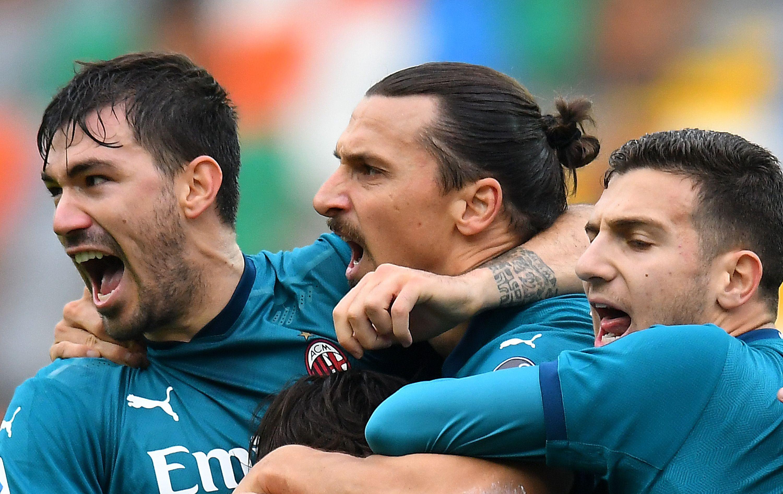 Il Milan non ha più limiti: Ibrahimovic domina la Serie A   Goal.com