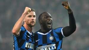 Lukaku Skriniar - Udinese Inter