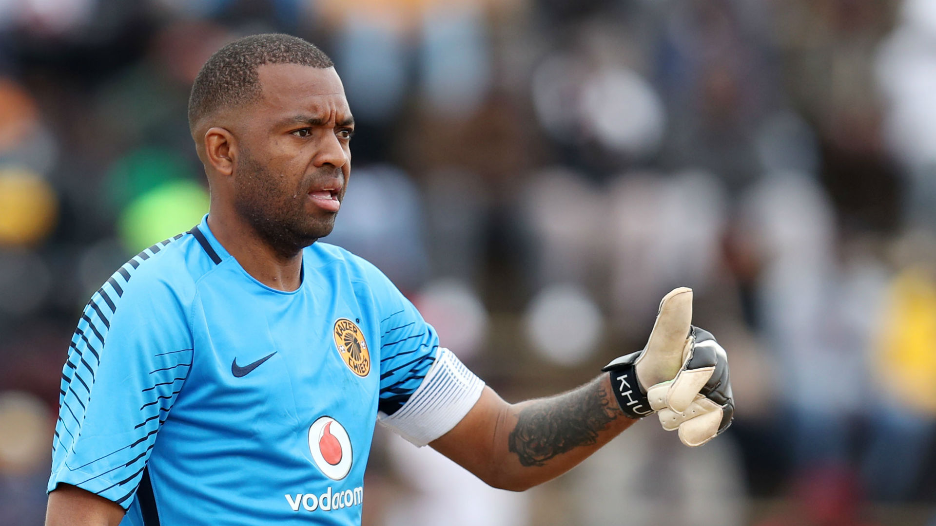 Kaizer Chiefs coach Middendorp needs Khune, should rest Akpeyi - Khanye