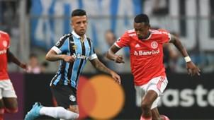 Matheus Henrique Edenílson Grêmio Internacional Libertadores 2020