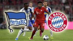 Stream Hertha Bayern