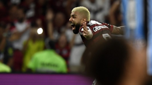 Gabigol Flamengo Grêmio Copa Libertadores 23102019