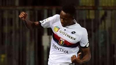 Christian Kouame Empoli Genoa Serie A