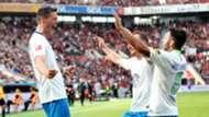 VfL Wolfsburg Bayer Leverkusen 01092018