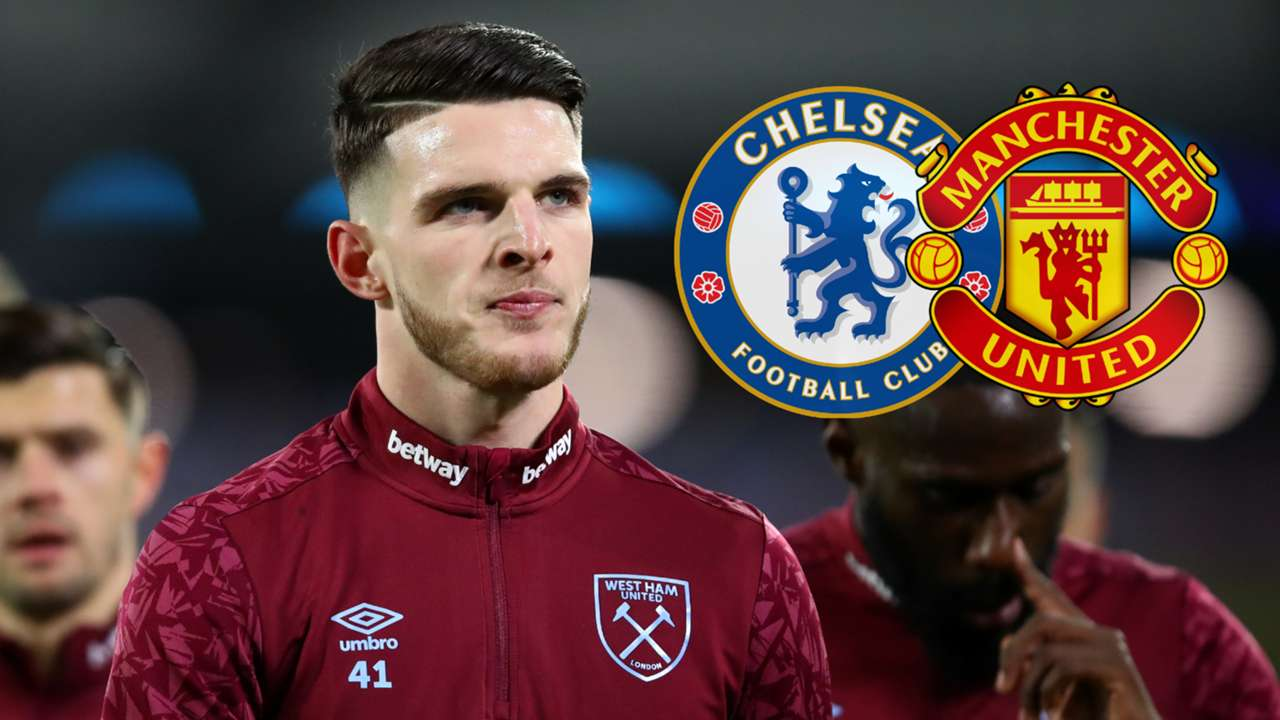 Declan Rice West Ham 2020-21
