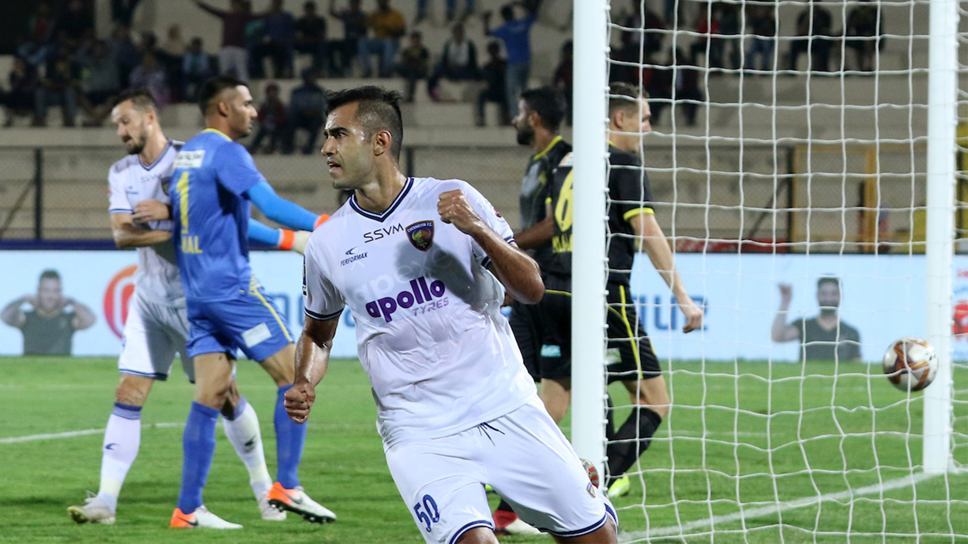 'The best goal of my career' - Chennaiyin FC's Rafael Crivellaro on his wonderstrike against NorthEast United FC