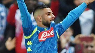Lorenzo Insigne Napoli 2018-19