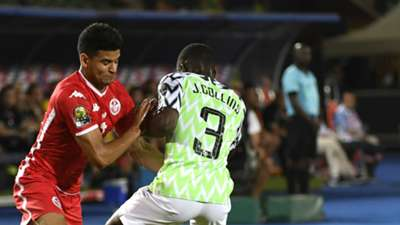 Jamilu Collins, Mohamed Drager –Tunisia vs. Nigeria