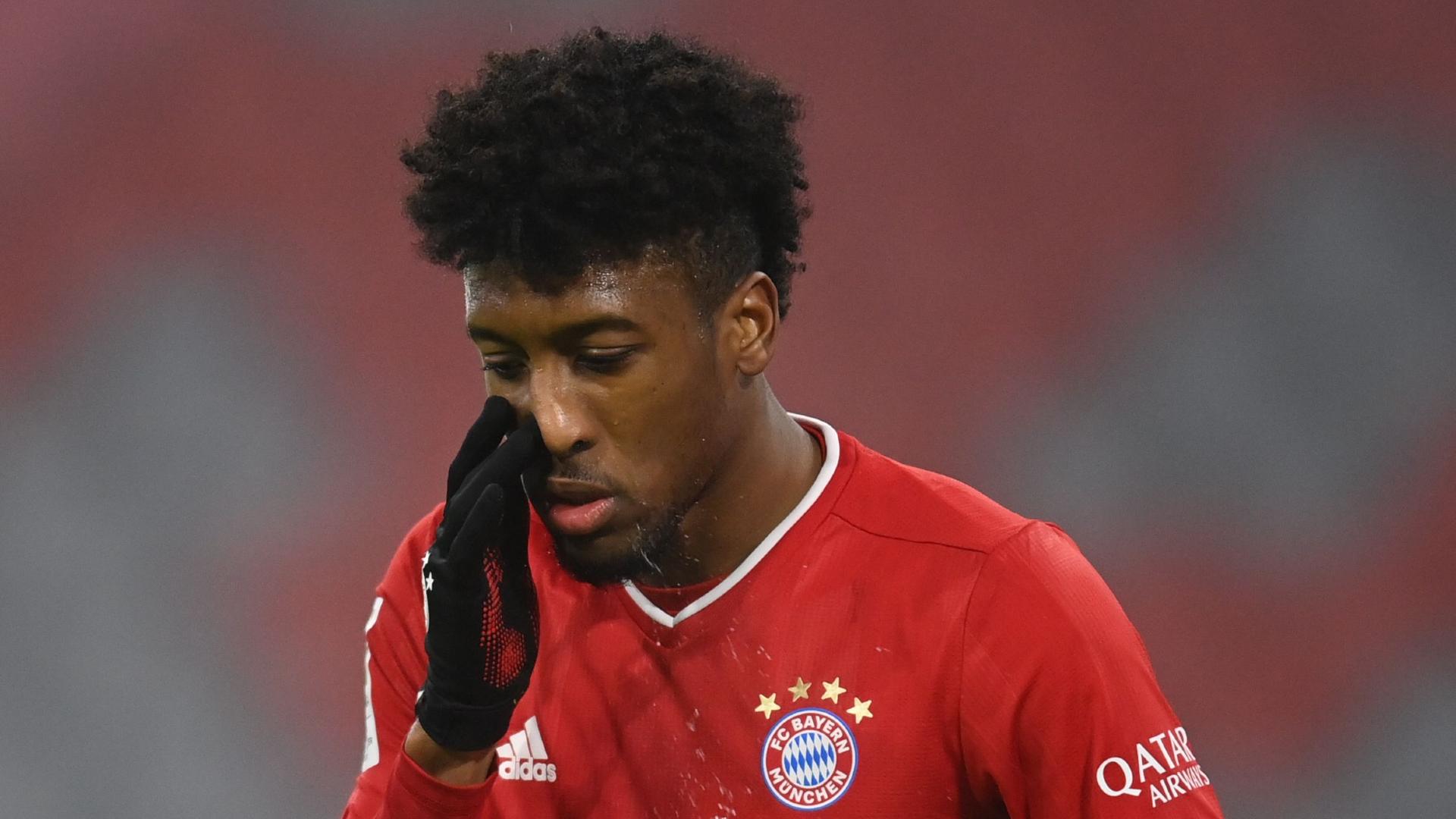 Bayern Munich star Coman speaks out on Man Utd & Man City transfer rumours