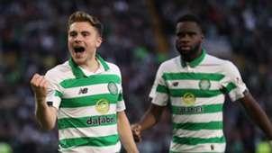 James Forrest, Odsonne Edouard, Celtic