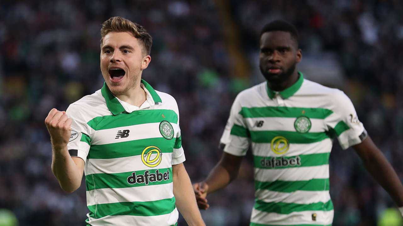 James Forrest, Odsonne Edouard, Celtic