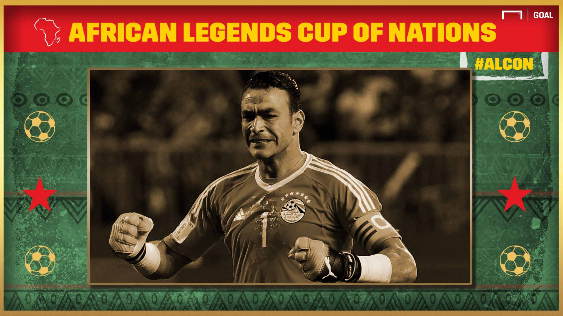 Is El-Hadary the most successful player in Africa Cup of Nations history?