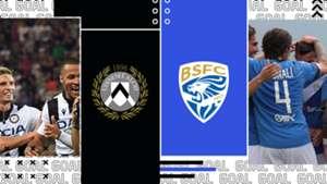 Udinese-Brescia tv streaming