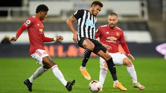 El resumen del Newcastle vs. Manchester United de la Premier League: vídeo, goles y estadísticas | Goal.com