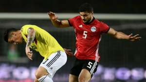 Sam Morsy Egypt James Rodriguez Colombia