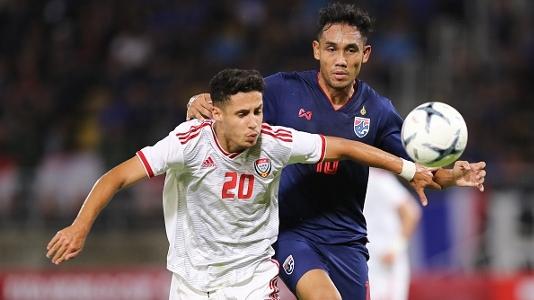 Tiền đạo UAE: 'Các đội ở bảng D đều mạnh và tham vọng' | Goal.com