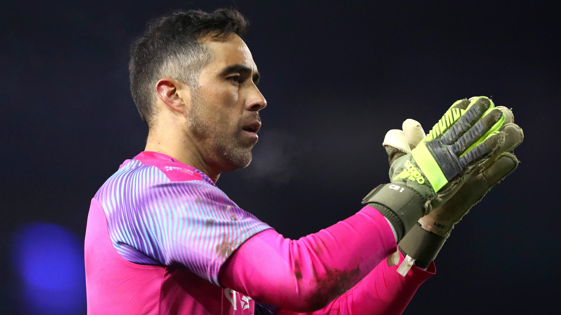 Former Barcelona & Man City keeper Claudio Bravo signs for Real Betis