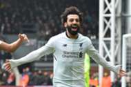 Salah LiverpoolPalace