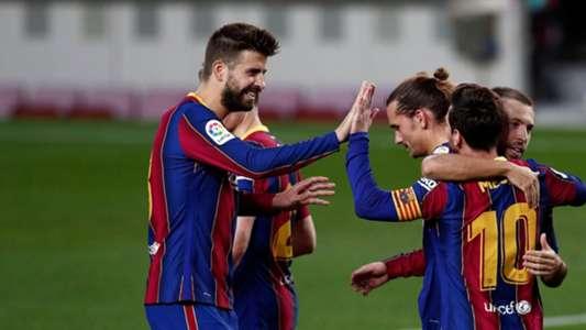 Alineaciones del Barcelona vs. PSG de octavos de final de la Champions League 2020-2021: Onces, convocatorias y suplentes | Goal.com