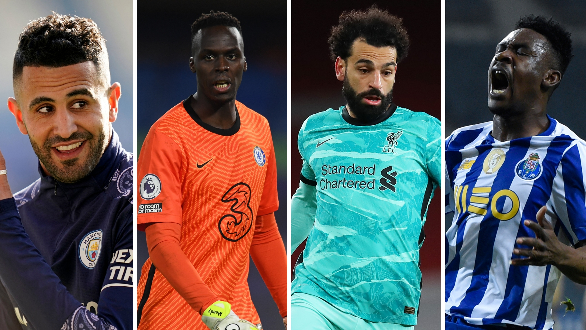 Champions League: Ranking Africa's potential winners