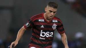Cuellar Flamengo Peñarol Libertadores 03 04 2019