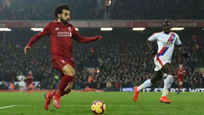 Mohamed Salah Liverpool Premier League Team of the Week 20012019