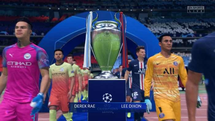 Champions League Final FIFA 20