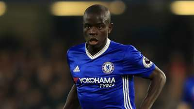 N'Golo Kante Chelsea 2016