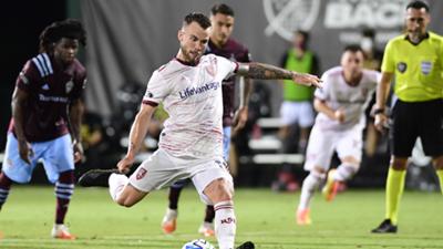 Albert Rusnak MLS