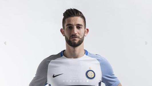 Inter Milan Rilis Jersey Tandang Untuk Musim 2017 18 Goal Com