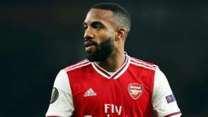 Alexandre Lacazette Arsenal 2019-20
