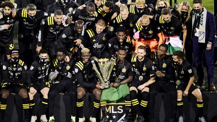 Columbus Crew - 2020 MLS Cup winners